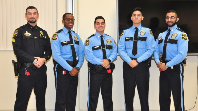 Police Explorers Get the 411 on the 911 | Our City Media