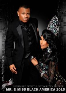 Neaundre Bonet and Necole Luv Dupree - Photo by Tios Photography