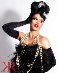 Sasha Colby - Photo by Kristofer Reynolds