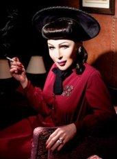 Chad Michaels as Joan Crawford