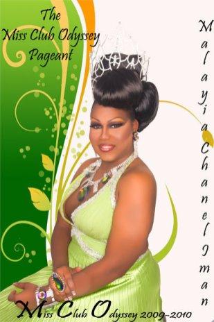 Malayia Chanel Iman