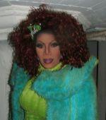 Elegance Black Lourdes - Miss Old Street 2005