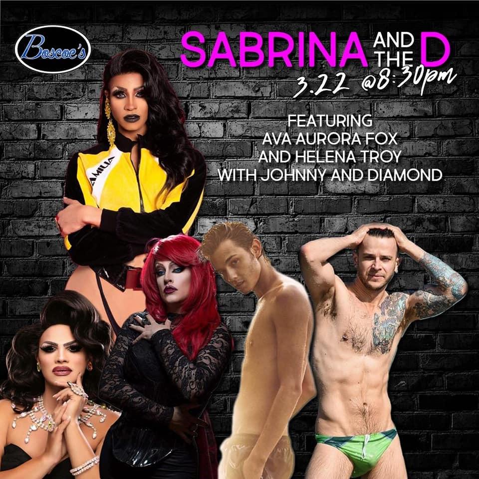 Show Ad   Boscoe's (Columbus, Ohio)   3/22/2019