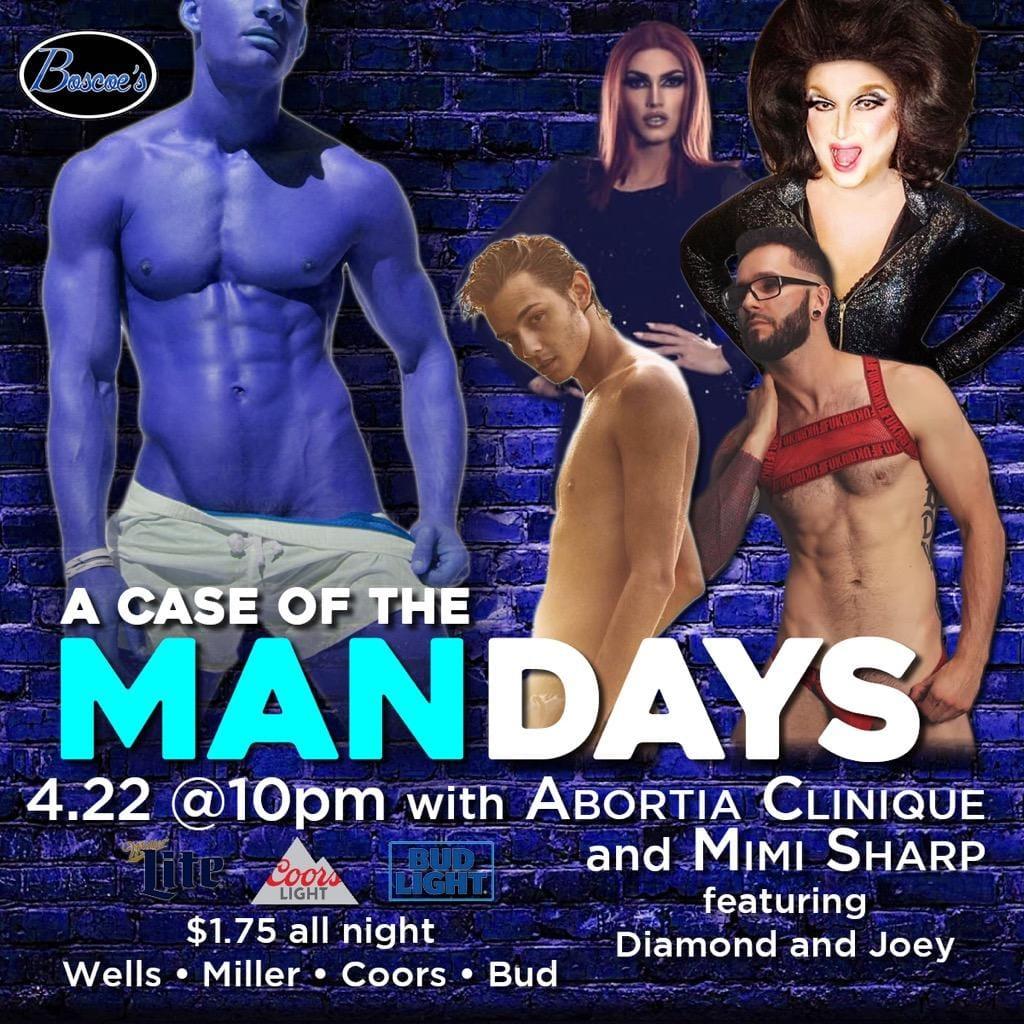 Show Ad   Boscoe's (Columbus, Ohio)   4/22/2019