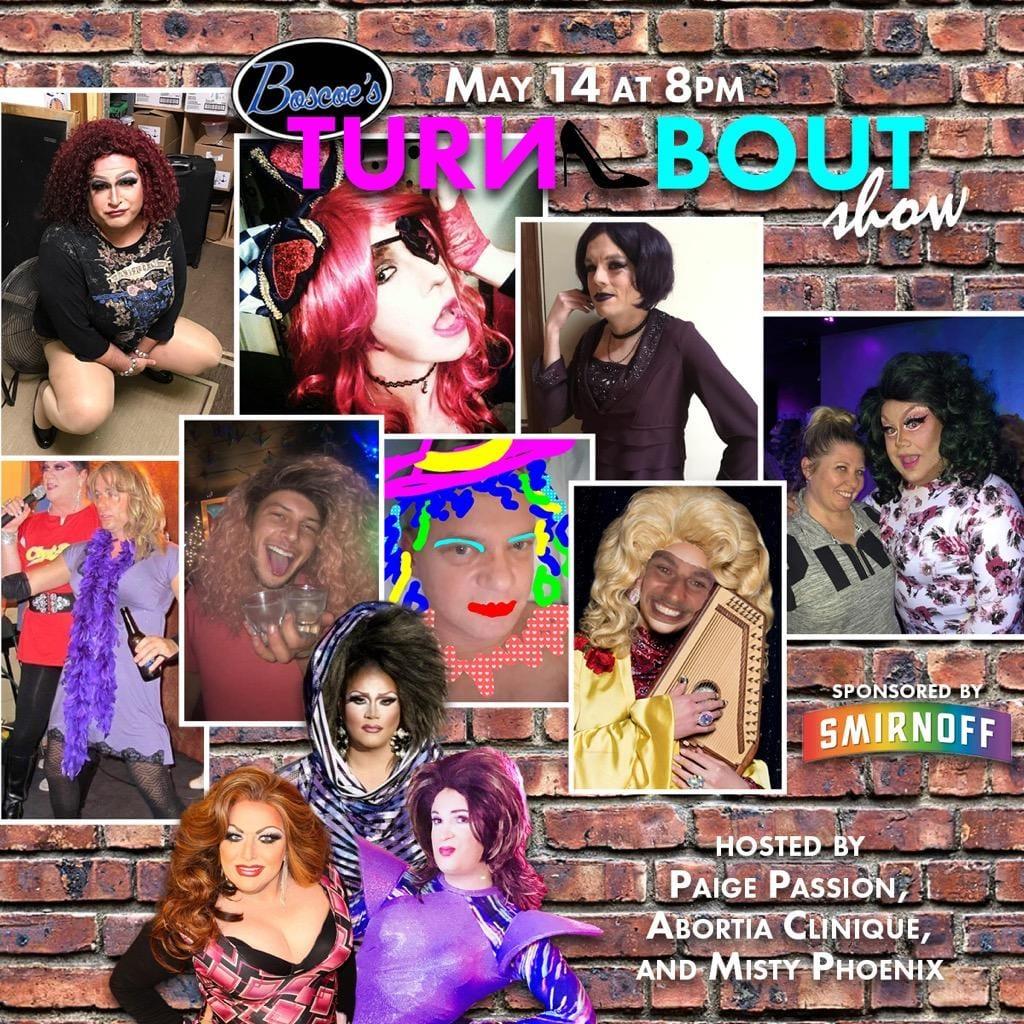 Show Ad   Boscoe's (Columbus, Ohio)   5/14/2019