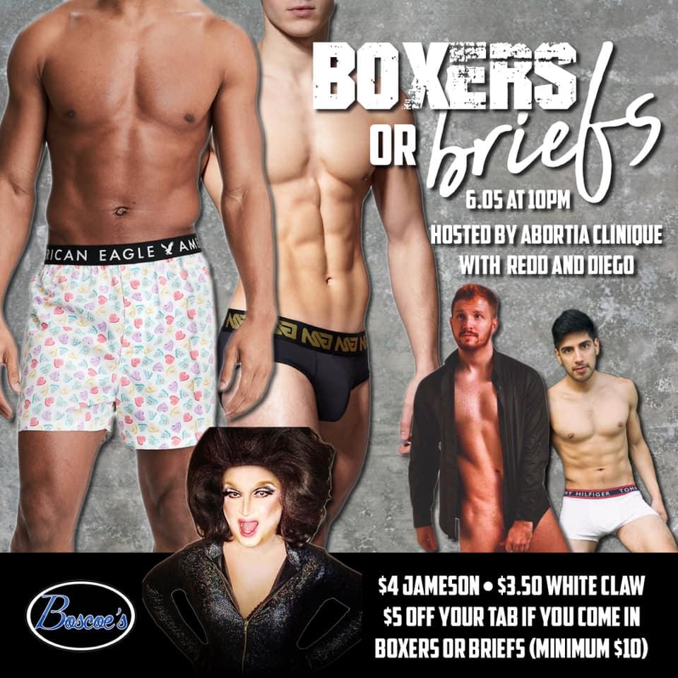 Show Ad   Boscoe's (Columbus, Ohio)   6/5/2019