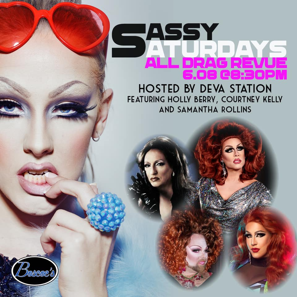 Show Ad | Boscoe's (Columbus, Ohio) | 6/8/2019