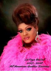 LaToya BaCall - Miss Old Street 2002