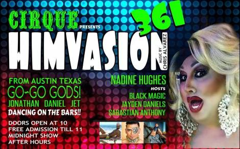 Show Ad | Cirque (Corpus Christi, Texas) | 11/22/2014