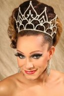 Amaya Sexton - Miss Axis 2012