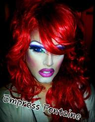 Empress Fontaine - Miss R House 2009