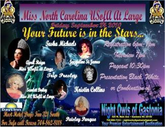 Show Ad | Night Owl Night Club (Gastonia, North Carolina) | 9/24/2010