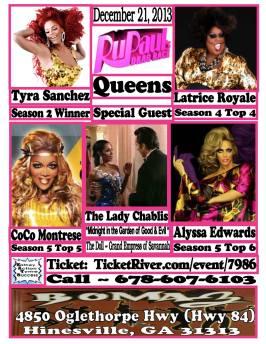 Show Ad   Bo'maz (Hinesville, Georgia)   12/21/2013