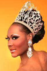 Necole Luv Dupree - Miss Continental 2007