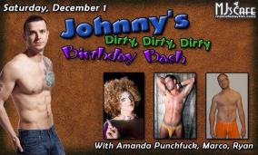Show Ad   MJ's Cafe (Dayton, Ohio)   12/1/2012