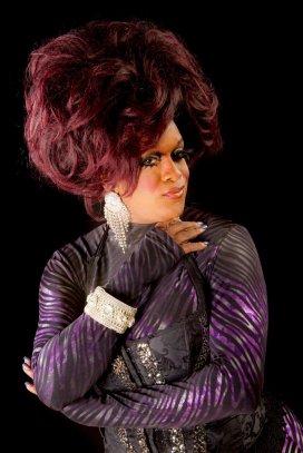 Alana Reign - Miss Cabaret 2014