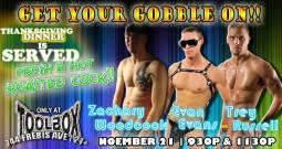 Show Ad | Toolbox Saloon (Columbus, Ohio) | 11/21/2014