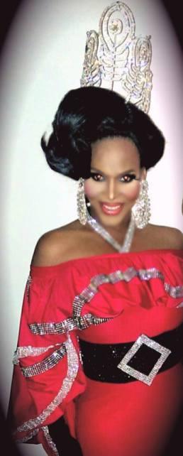 Ebonee Sherry - Miss Black National 2013