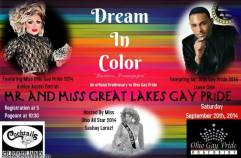 Mr. and Miss Great Lakes Gay Pride | Cocktails (Cleveland, Ohio) | 9/20/2014