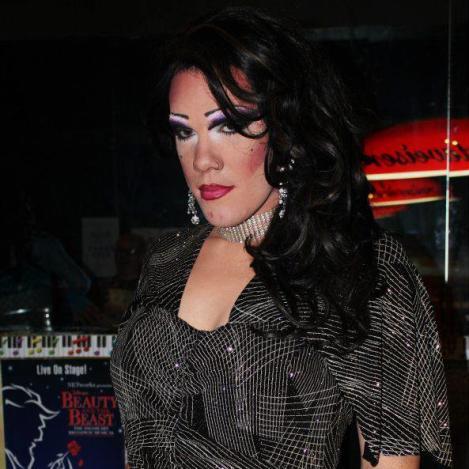 Tatiana James - Miss Deja Vu 2013