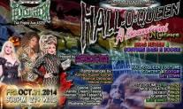 Show Ad | Toolbox Saloon (Columbus, Ohio) | 10/31/2014