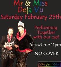 Show Ad | Deja Vu (Lorain, Ohio) | 2/25/2012