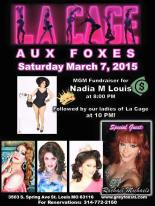 Show Ad | Grey Fox (St. Louis, Missouri) | 3/7/2015