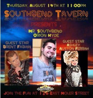 Show Ad | Southbend Tavern (Columbus, Ohio) | 8/14/2014