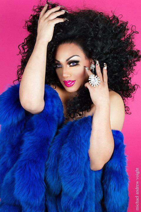Layla LaRue - Photo by Michael Andrew Voight