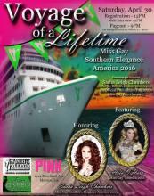 Show Ad   Miss Gay Southern Elegance America   Pink (Monroe, Louisiana)   4/30/2016