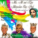 Show Ad | Miss, Mr. and King Metropolitan Gay Pride | MJ's On Jefferson (Dayton, Ohio) | 5/7/2016