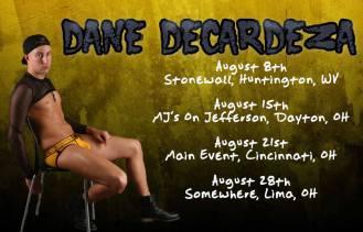 Show Ad   Dane Decardeza   August 2015
