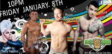 Show Ad | High Ball Tavern (Columbus, Ohio) | 1/8/2016