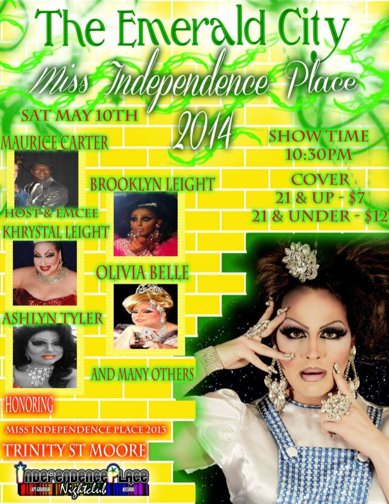 Show Ad   Independence Place (Cape Girardeau, Missouri)   5/10/2014