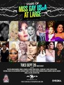 Show Ad | Stars of Miss Gay USofA at Large | Axis Night Club (Columbus, Ohio) | 9/20/2016