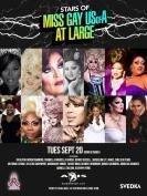 Show Ad | Stars of Miss Gay USofA at Large | Axis Night Club (Columbus, Ohio) | 9/20/2016