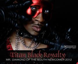 Titan Black Royalty - Photo by Tios Photography