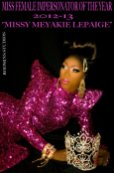Missy Meyakie LePaige - Photo by Rodmins Studios