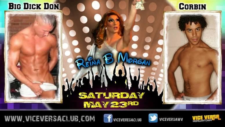 Show Ad | Vice Versa Club (Morgantown, West Virginia) | 5/23/2015
