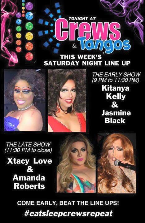 Show Ad | Crews & Tangos (Toronto, Canada) | 11/21/2015