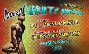 Show Ad   Toolbox Saloon (Columbus, Ohio)   11/25/2014