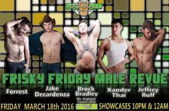 Show Ad | Highball Tavern (Columbus, Ohio) | 3/18/2016