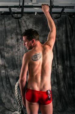 Gavin Becks - Photo by Chris and Brian Swain-Mabry
