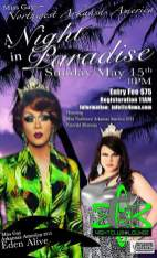 Show Ad | Miss Gay Northwest Arkansas America | C4 Nightclub & Lounge (Fayetteville, Arkansas) | 5/15/2016