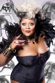 Delores Van Cartier - Photo by Charles Wolf Photography