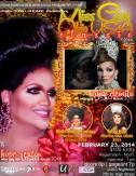 Show Ad | Miss Gay Ohio USofA Classic | Axis Night Club (Columbus, Ohio) | 2/23/2014