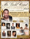 Show Ad   Mr. Gold Coast Continental   The Baton Show Lounge (Chicago, Illinois)   6/4/2012