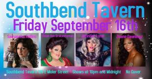 Show Ad | Southbend Tavern (Columbus, Ohio) | 9/16/2016