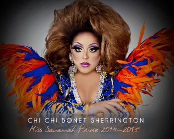 Chi Chi Bonet Sherrington - Photo by Robin Joy Photography