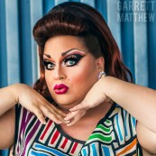 Ginger Minj - Photo by Garrett Matthew Photography